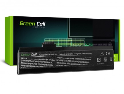 Bateria akumulator Green Cell do laptopa Fujitsu-Siemens Amilo Li 1818 Li 1820 Uniwill L51 10.8V