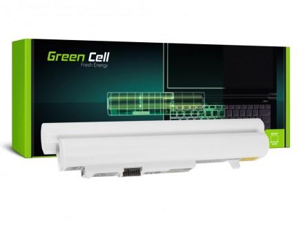 Bateria L09C6Y11 L09S6Y11 Green Cell do Lenovo IdeaPad S10-2 S10-2C S10-3c (Biała)