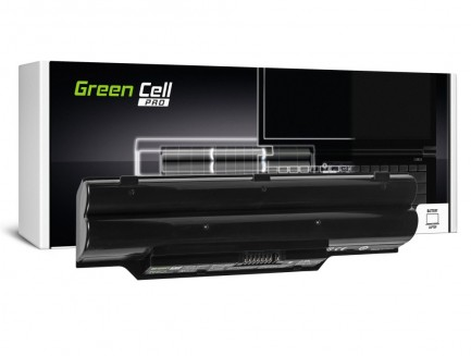 Bateria Green Cell PRO FPCBP250 do Fujitsu-Siemens LifeBook A530 A531 AH530 AH531