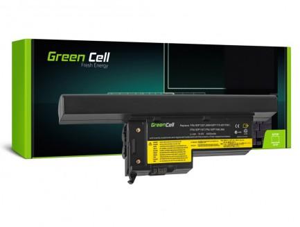 Bateria akumulator Green Cell do laptopa Lenovo IBM Thinkpad X60 X61 X60s X61s 14.4V 8 cell