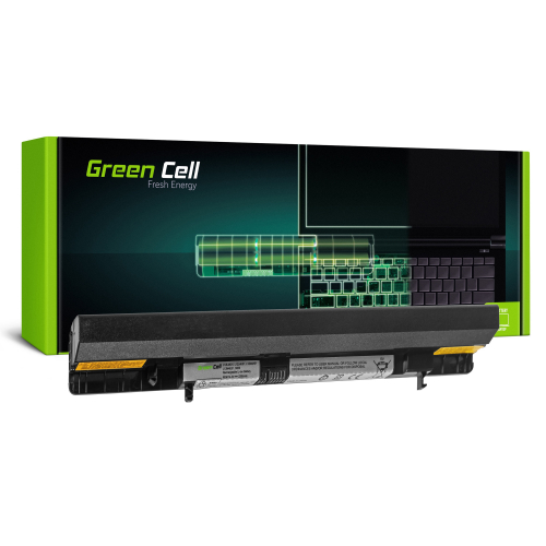 Bateria Green Cell L12S4A01 do Lenovo IdeaPad S500 Flex 14 14D 15 15D