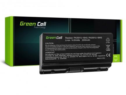 Bateria akumulator Green Cell do laptopa Toshiba Satellite L40-17R L40-17S L40-17T PA3591U-1BRS 14.4V