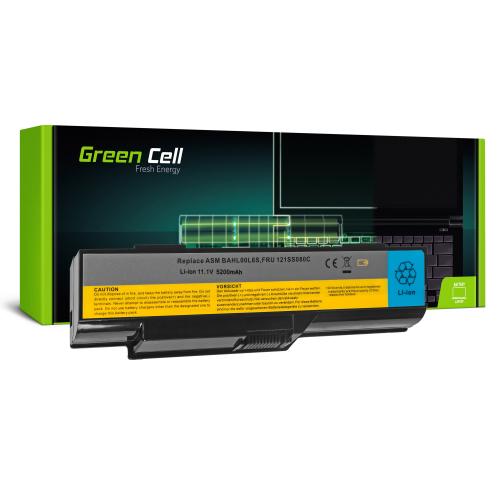 Green Cell ® Bateria BAHLOOL6S do laptopa IBM, Lenovo