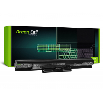 Bateria Green Cell VGP-BPS35A do Sony Vaio SVF14 SVF15 Fit 14E 15E