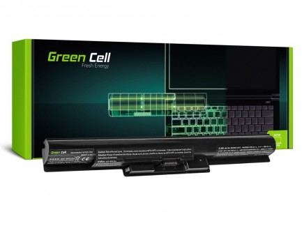 Bateria akumulator Green Cell do laptopa Sony VGP-BPS35A 14.8V 4 cell zamiennik
