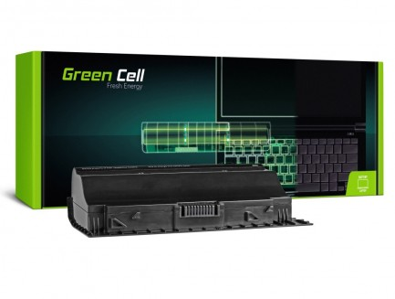 Bateria Green Cell A42-G75 do Asus G75 G75V G75VW G75VX