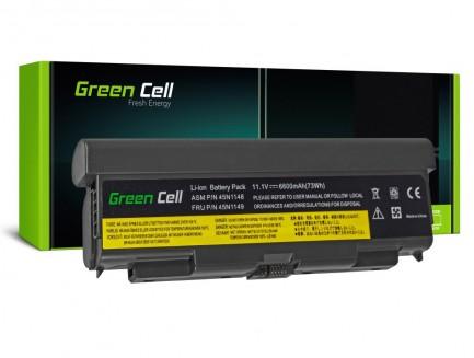 Bateria Green Cell do Lenovo ThinkPad T440p T540p W540 W541 L440 L540