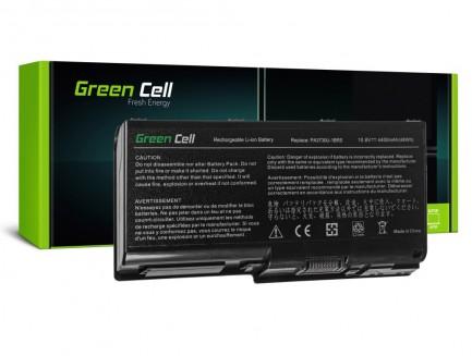 Bateria Green Cell PA3729U-1BAS PA3729U-1BRS PA3730U-1BRS do Toshiba Satellite P500 P505 Qosmio X500 X505
