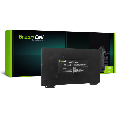 Bateria Green Cell A1245 do Apple MacBook Air 13 A1237 A1304 (Early 2008, Late 2008, Mid 2009)