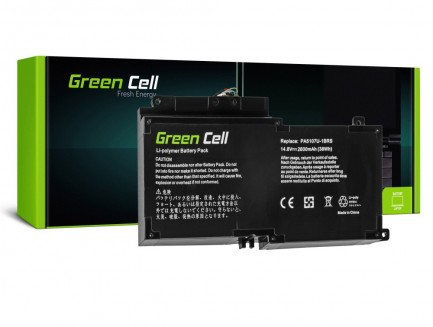 Bateria Green Cell PA5107U-1BRS do Laptopów Toshiba Satellite L50-A L50-A-19N L50-A-1EK L50-A-1F8 L50D-A P50-A L50t-A S50-A