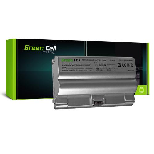 Bateria Green Cell VGP-BPS8 VGP-BPS8A do Sony Vaio VGN-FZ