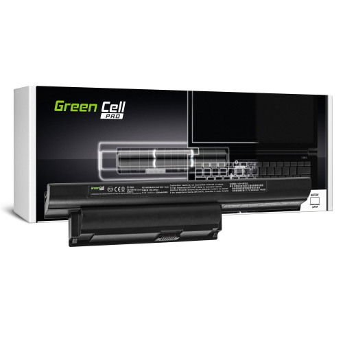 Bateria Green Cell PRO VGP-BPL22 VGP-BPS22 VGP-BPS22A do Sony Vaio PCG-61211M PCG-71211M VPCEA VPCEB3M1E