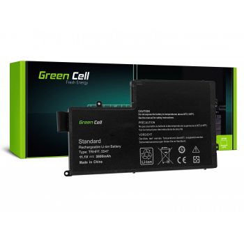Bateria Green Cell TRHFF do Dell Inspiron 15 5542 5543 5545 5547 5548 Latitude 3450 3550