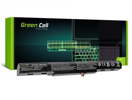 Bateria Green Cell AS16A5K do Acer Aspire E 15 E15 E5-553 E5-553G E5-575 E5-575G E 17 E17 E5-774 E5-774G
