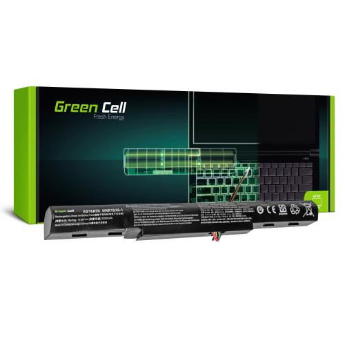 Bateria Green Cell AS16A5K do Acer Aspire E15 E5-553 E5-553G E5-575 E5-575G F15 F5-573 F5-573G