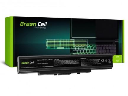 Bateria akumulator Green Cell do laptopa Asus A32-U31 P31 P41 U31 U41 X35 10.8V 6 cell