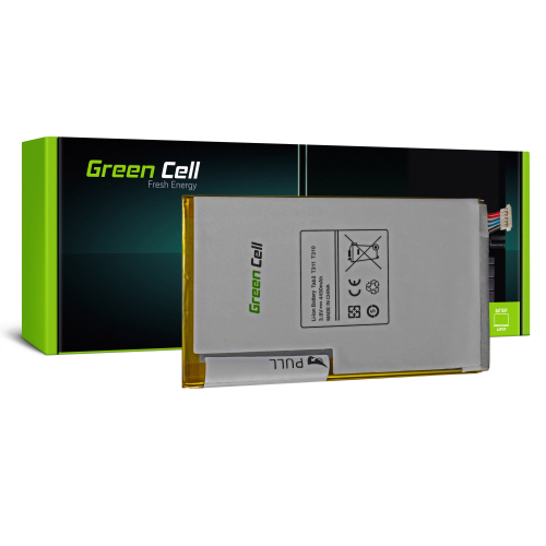 Bateria Green Cell T4450E do Samsung Galaxy Tab 3 8.0 T310 T311 T315 SM-T310 SM-T311 SM-T315