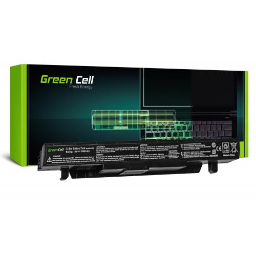 Bateria Green Cell A41N1424 do Asus GL552 GL552J GL552JX GL552V GL552VW GL552VX ZX50 ZX50J ZX50V
