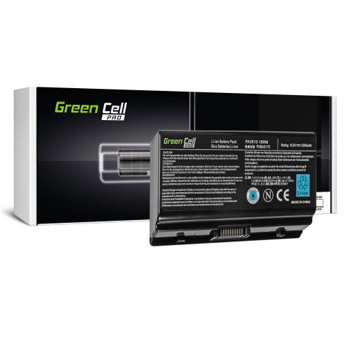 Bateria Green Cell PRO PA3591U-1BRS PA3615U-1BRM do Toshiba Satellite L40 L45, Equium L40