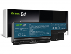 Bateria Green Cell PRO AS07B31 AS07B41 AS07B51 do Acer Aspire 5220 5520 5720 7720 7520 5315 5739 6930 5739G