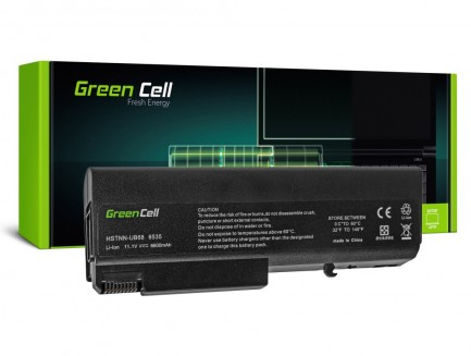 Green Cell ® Bateria do laptopa HP Compaq 6500b