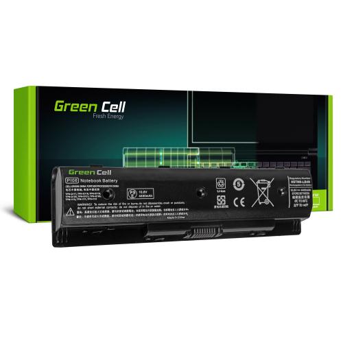 Bateria Green Cell PI06 PI06XL do HP Pavilion 15 17 Envy 15 17 M7
