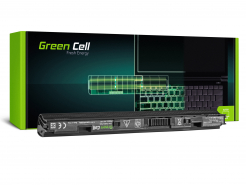 Bateria akumulator Green Cell do laptopa Asus X101C X101H A32-X101 10.8V 3 cell