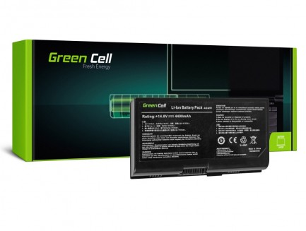 Bateria akumulator Green Cell do laptopa Asus A42-M70 M70 M70V X71 G71 X72 N70SV 14.8V