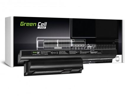 Bateria Green Cell PRO VGP-BPS26 VGP-BPL26 Sony Vaio PCG-71811M PCG-71911M SVE15