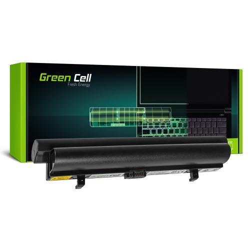 Bateria Green Cell do Lenovo IdeaPad S9 S9e S10 S10e S10C S12 (Czarna)