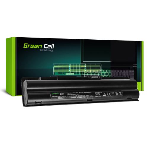 Green Cell ® Bateria do HP Pavilion DV3-2106TX