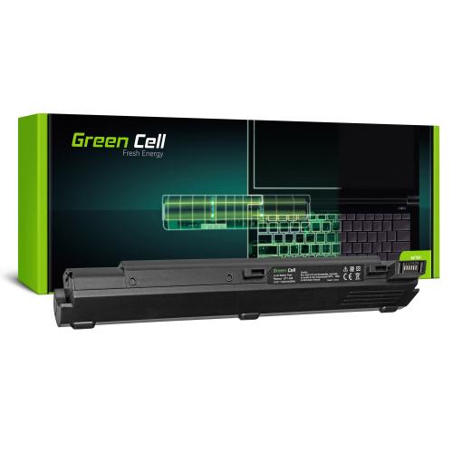 Bateria Green Cell BTY-S25 BTY-S26 BTY-S27 BTY-S28 do MSI EX300 PR200 PR300 PX200 VR200 VR201 (Czarna)