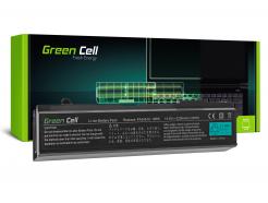 Bateria Green Cell PA3451U-1BRS PA3465U-1BRS do Toshiba Satellite A100 A110 A135 M70, Toshiba Satellite Pro A110 M40 M50 M70