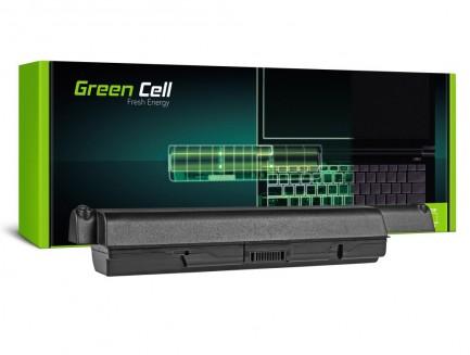 Powiększona Bateria Green Cell PA3534U-1BRS do Toshiba Satellite A200 A300 A350 L300 L500 L505