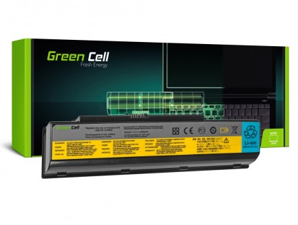 Bateria akumulator Green Cell do laptopa Lenovo IBM Ideapad Y510 Y530 Y710 Y730 11.1V