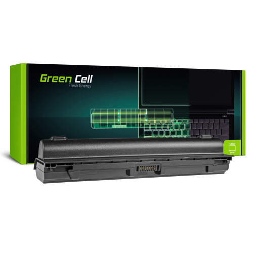 Bateria Green Cell PA5109U-1BRS do Toshiba Satellite C50 C50D C55 C55D C70 C75 L70 S70 S75