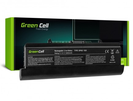 Bateria akumulator Green Cell do laptopa Dell Inspiron 1525 1526 1545 1440 GW240 11.1V 9 cell