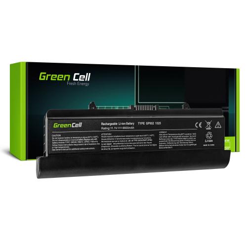 Bateria Green Cell GW240 RN873 X284G do Dell Inspiron 1525 1526 1545 1546 PP29L PP41L Vostro 500
