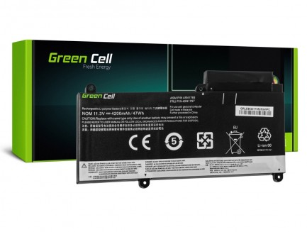 Bateria Green Cell 45N1752 do Lenovo ThinkPad E450 E450c E455 E460 E465