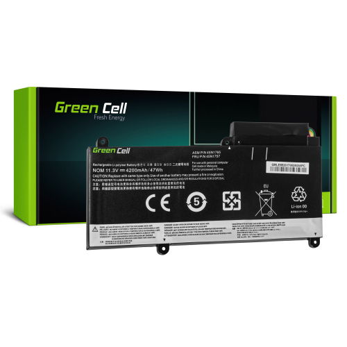 Bateria Green Cell 45N1752 do Lenovo ThinkPad E450 E450c E455 E460 E465