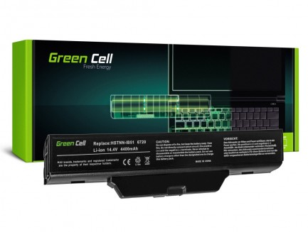 Bateria akumulator Green Cell do laptopa HP 550 COMPAQ 610 6720s 6730s 6735s 6830s 14.4V