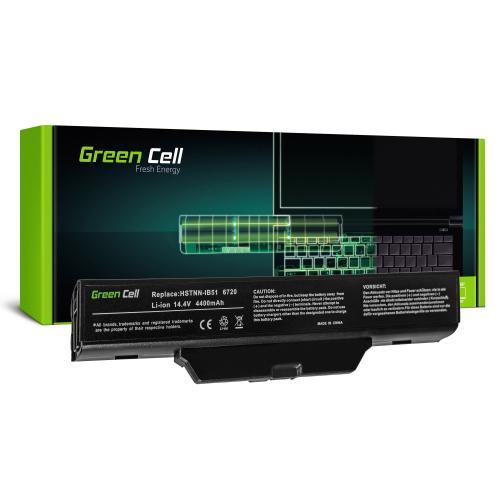 Bateria Green Cell HSTNN-IB51 do HP 550 610 HP Compaq 6720s 6820s