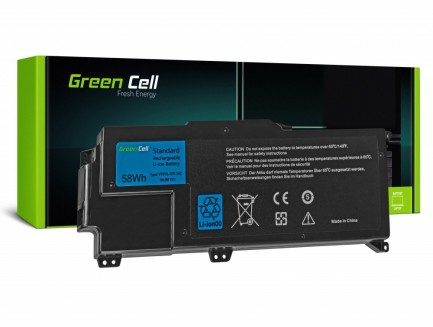 Bateria Green Cell YMYF6 V79Y0 do Laptopa Dell XPS 14z L412z