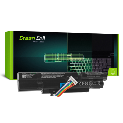Bateria Green Cell AS11A3E AS11A5E do Acer Aspire 3830TG 4830TG 5830 5830T 5830TG