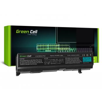 Green Cell ® Bateria do Toshiba Satellite A135-S4527