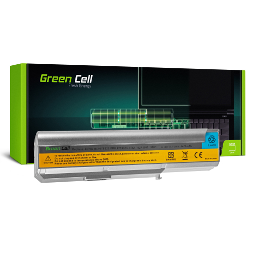 Bateria 42T5212 42T5213 Green Cell do Lenovo 3000 N100 N200 C200