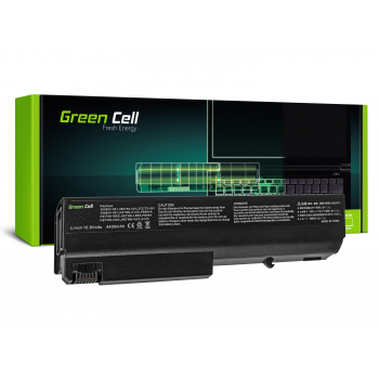 Bateria Green Cell do HP Compaq 6710B 6910P NC6100 NC6400 NX5100 NX6100 NX6120