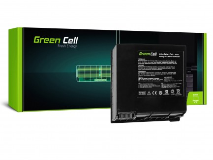 Bateria akumulator Green Cell do laptopa Asus A42-G74 G74 G74sx 14.4V  8 cell