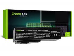 Bateria Green Cell A32-M50 A32-N61 do Asus N43 N53 G50 L50 M50 M60 N61VN N61JV N61VG 11.1V 6 cell