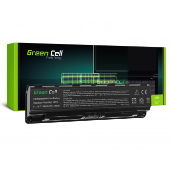 Green Cell ® Bateria do Toshiba Satellite C855D-14X